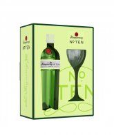 Tanqueray No. Ten Gin Traditional Traditional 0,7l 47,3% + 1x sklo GB