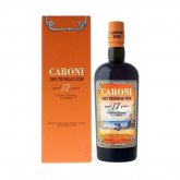 Aukce Caroni 100% Trinidad Rum Aged 17 Years Extra Strong 110 Proof 17y 0,7l 55%