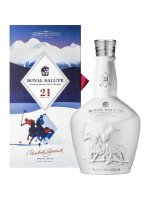Chivas Regal Royal Salute Snow Polo Edition 21y 0,7l 46,5% L.E.