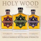 Aukce Ron de Jeremy Holy Wood Collection 3×0,7l L.E.