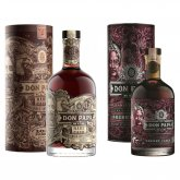 Aukce Don Papa Rare Cask 50,5% & Sherry Casks 45% 2×0,7l