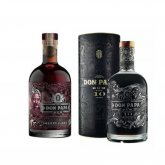 Aukce Don Papa 10y 43% & Sherry Casks 45% 2×0,7l 40%