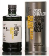 Aukce Bruichladdich Port Charlotte The Distillery Valinch 13y 2005 0,5l 57,8%