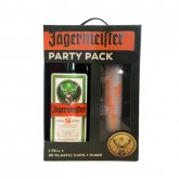 Jagermeister Party Pack II. 1,75l 35%