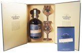 Chairman's Reserve The Forgotten Casks Rum XO 2007 0,7l 40% + 2x sklo GB