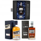 Aukce Hammer Head Whisky 1989, 25y & 28y 3×0,7l