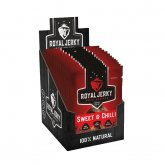 Royal Jerky Sweet&Chilli Box 12ks