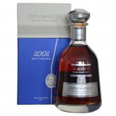 Aukce Diplomatico Single Vintage 2002 0,7l 43% GB
