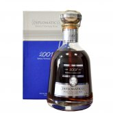 Aukce Diplomatico Single Vintage 2001 0,7l 43% GB