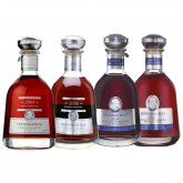 Aukce Diplomatico Single Vintage 2001, 2002, 2004 a 2005 4×0,7l 43%