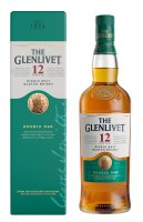 Glenlivet Double Oak 12y 0,7l 40%