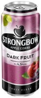 Strongbow Dark Fruit 0,44l 4,5% Plech
