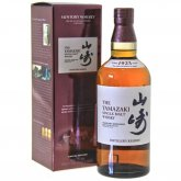 Aukce Yamazaki Single Malt Whisky Distiller's Reserve 0,7l 43%