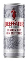Beefeater Gin&Tonic 0,25l 4,9%
