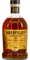 Aberfeldy Small Batch Exceptional Casks 20y 0,7l 43%