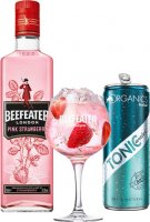 Beefeater Pink & Tonic set