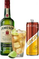 Jameson Ginger set