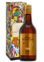 Barbancourt GB 15y 0,7l 43%