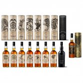 Aukce Game Of Thrones & Mortlach Six Kingdoms 9×0,7l