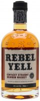 Rebel Yell Straight Rye 0,7l 45%