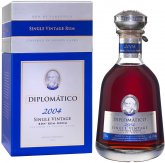 Aukce Diplomatico Single Vintage 12y 2004 0,7l 43% GB L.E.