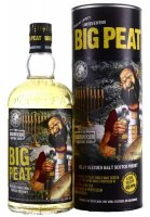 Aukce Big Peat The Hanukkah Edition 2019 0,7l 48% L.E.