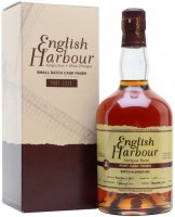 Rum English Harbour Port Cask Finish Batch No. 002 5y 0,7l 46%
