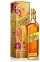 Johnnie Walker Gold Label Reserve Travel Exclusive 1l 40% GB L.E.