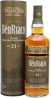 BenRiach Temporis Peated 21y 0,7l 46%