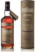 BenRiach Port Cask Peated 9y 2008 0,7l 61,7%