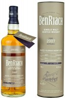 BenRiach Oloroso Sherry Cask Peated 10y 2007 0,7l 58,3% GB L.E.