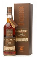 GlenDronach Single Cask 28y 1990 0,7l 51,7% GB L.E. Cask 7905
