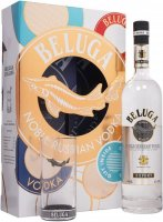 Beluga Noble Highball 0,7l 40% + 1x sklo GB