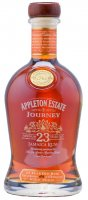 Aukce Appleton Estate Journey 23y 0,75l 45% Tuba