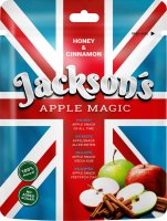 Jackson's Apple Honey & Cinnamon 30g