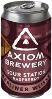 Axiom Sour Station Raspberry 10° 0,33l 5,4%