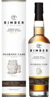 Aukce Bimber Oloroso Cask Batch No. 2 0,7l 51,7% GB L.E.