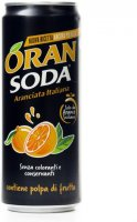 Crodo Orange Soda 0,33l