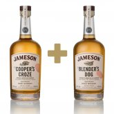 Jameson Makers Series The Cooper's Croze + The Blender's Dog 2×0,7l 43%
