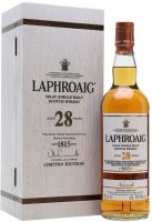 Laphroaig Cask Strength 28y 0,7l 44,4% GB L.E.