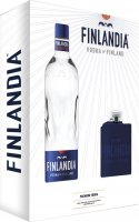 Vodka Finlandia 0,7l 40% GB + Placatka