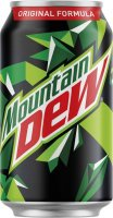 Mountain Dew 6×0,33l