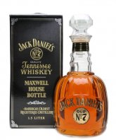 Aukce Jack Daniel's Maxwell House Bottle 1,5l 43% GB L.E.