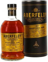 Aberfeldy Double Cask Exceptional Casks 20y 0,7l 54% GB L.E.