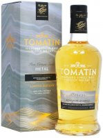 Tomatin Five Virtues Metal 0,7l 46% GB L.E.