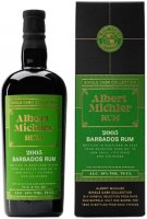 Albert Michler Single Cask Barbados 15y 2005 0,7l 48% GB