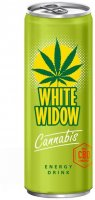 Cannabis White Widow energy drink 0,33l