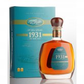Aukce St Lucia 1931 Rum 3rd Edition 0,7l 43% GB