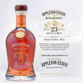 Aukce Appleton Estate Journey 23y 0,75l 45% Tuba - 028/476