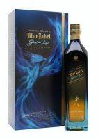 Johnnie Walker Blue Label Ghost and Rare Glenury Royal 0,7l 43,8% GB L.E.